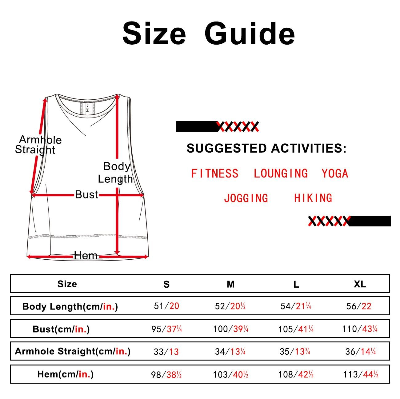 icyzone Yoga Tops Activewear Workout Clothes - Sports Racerback Tank Tops for Women (S, Navy)