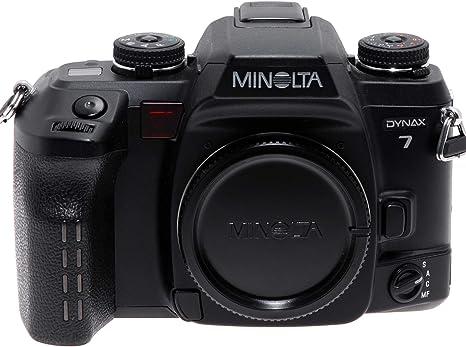 Minolta Dynax 7 - Cámara réflex de autoenfoque Profesional con ...