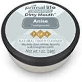 Dirty Mouth Organic Toothpowder - #1 RATED BEST All Natural Dental Cleanser - Gently Polishes, Detoxifies, Re-Mineralizes and Strengthens Teeth - Better Than Toothpaste - Primal Life Organics