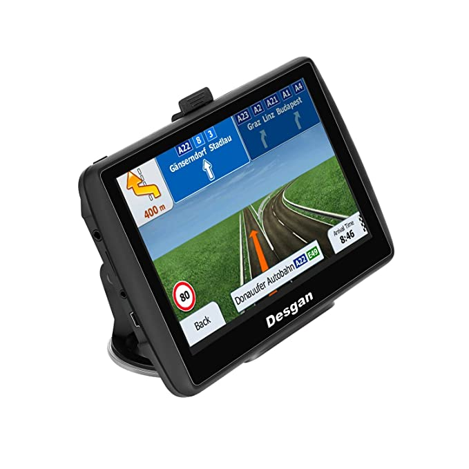 Review Car GPS navigation, 7-inch