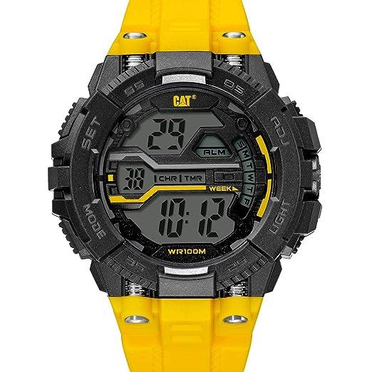 Caterpillar Anadigit Cat OA.167.27.141 - Reloj para Hombre: Amazon.es: Relojes