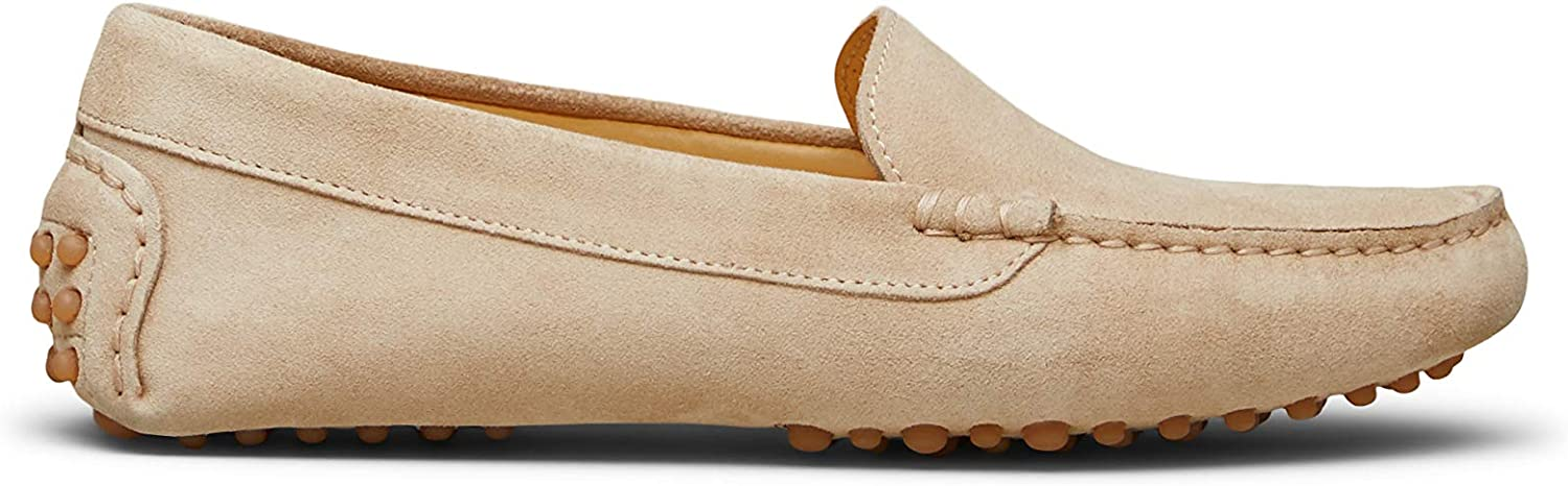 M. Gemi The Felize Suede Womens Loafer