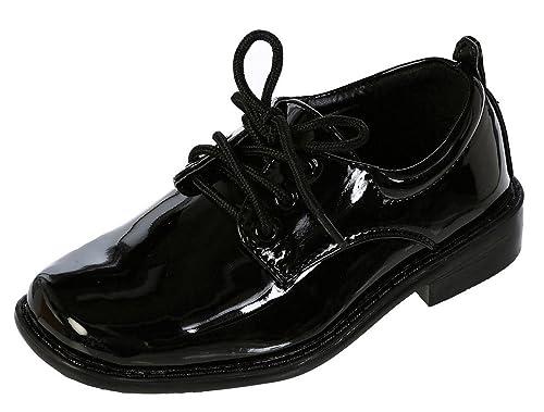 b6b8d22190158 DressForLess Boys Dress Shoes