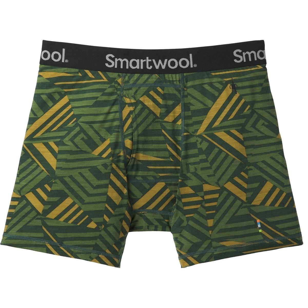 Smartwool Herren Merino 150 Printed Boxer