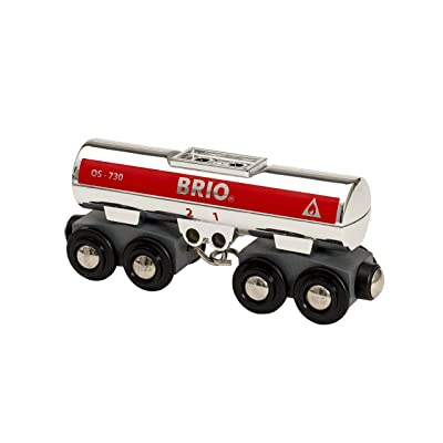 Brio 33472 Safari World-Tanker Wagon,: Toys & Games