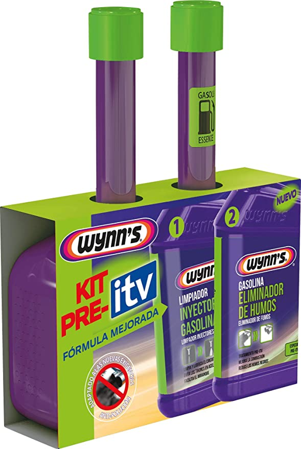 Wynns Pack-pre-itv gasolina 2u. x 325ml: Amazon.es: Coche y moto