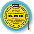 Spirig 3S-Wick Lotsauglitze 1,5 mm auf 1,5 m Antistatikspule, WICK1.5-1.5