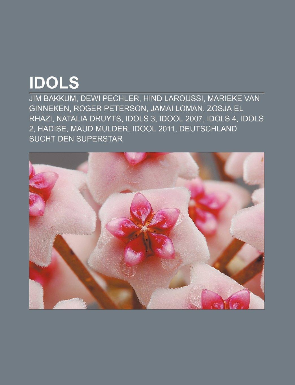 Idols: Jim Bakkum, Dewi Pechler, Hind Laroussi, Marieke van ...