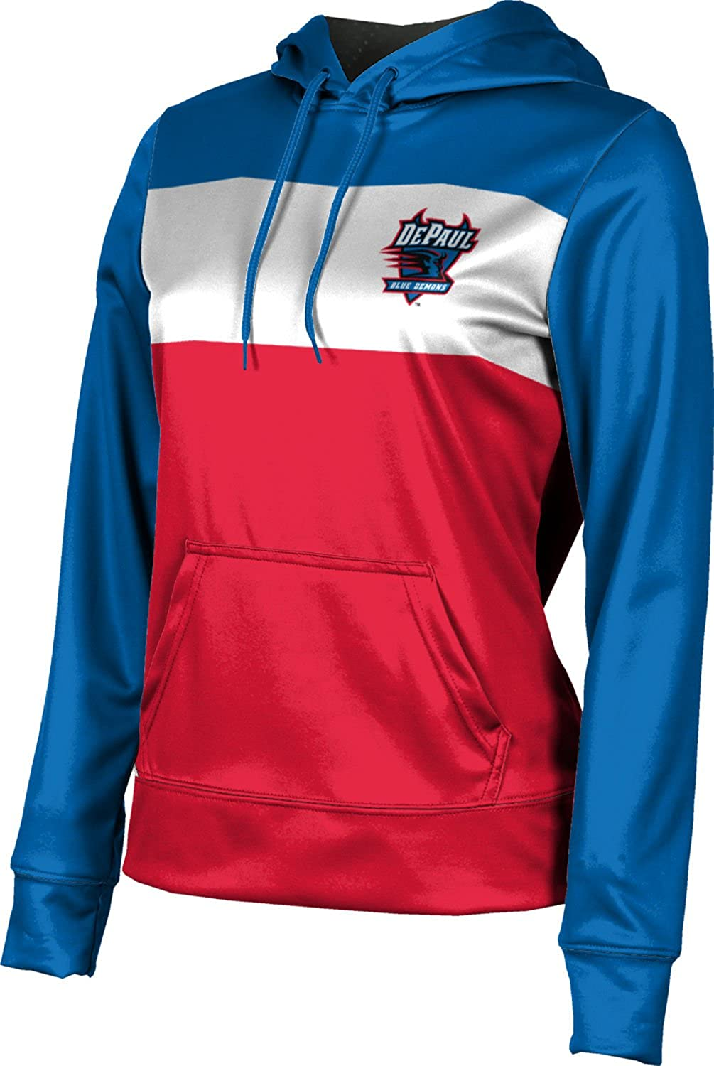 Prime School Spirit Sweatshirt DePaul University Girls Pullover Hoodie