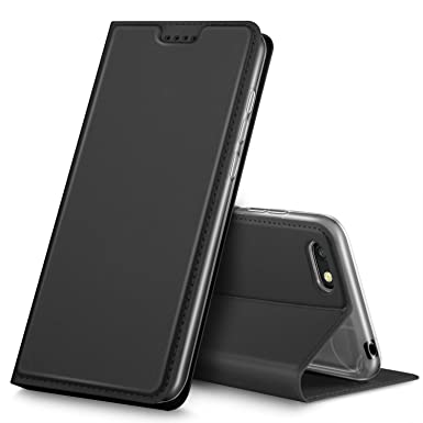 Geemai Huawei Y5 2018 / Y5 Prime 2018 / Honor 7s Cover [Card Holder]  [Magnetic Closure] Premium Leather Flip Wallet Case Cover for Huawei Y5  2018 / Y5