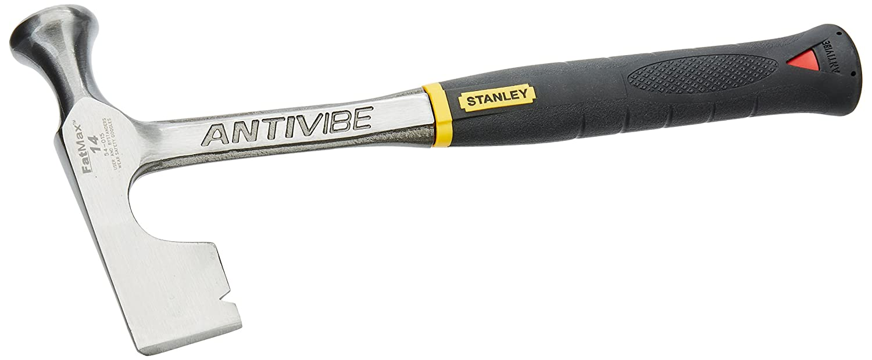 Stanley 1-54-015 - Martillo para placa de yeso Antivibració n 400g