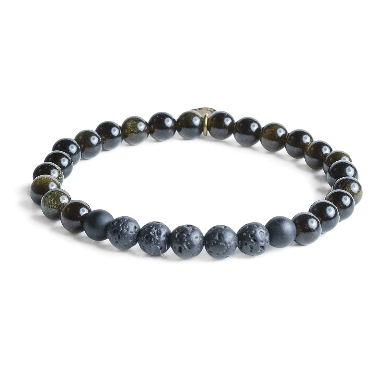Edens Garden Lido Bracelet Essential Oil Lava Bracelet (Best for Diffusion and Aromatherapy Jewelry)