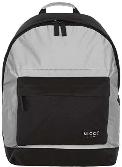 a1a3945ec0e69f NICCE Curtis Reflective Backpack Bag One Size  Amazon.co.uk  Clothing