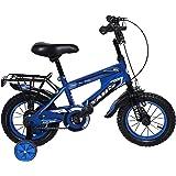 Yah Plus Star Bmx Bike, 12 Inch - Bic77, Blue