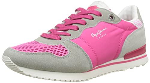 Pepe Jeans London Gable Tongue, Zapatillas para Mujer: Amazon.es: Zapatos y complementos