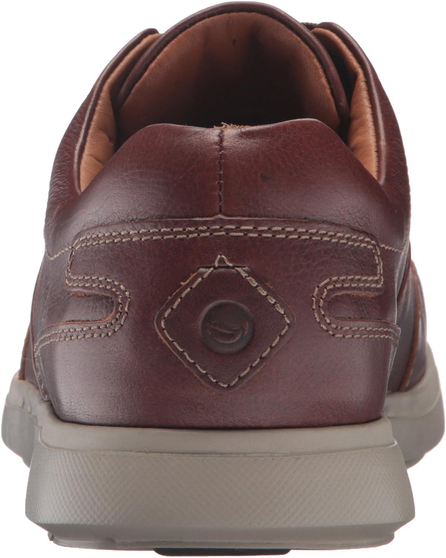 Clarks Unlomac Lace, Chaussures à Lacets Un.lomac Homme Chair