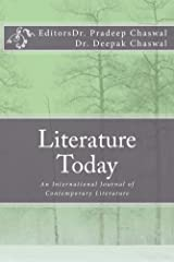 Literature Today: an International Journal of Contemporary Literature Kindle Edition
