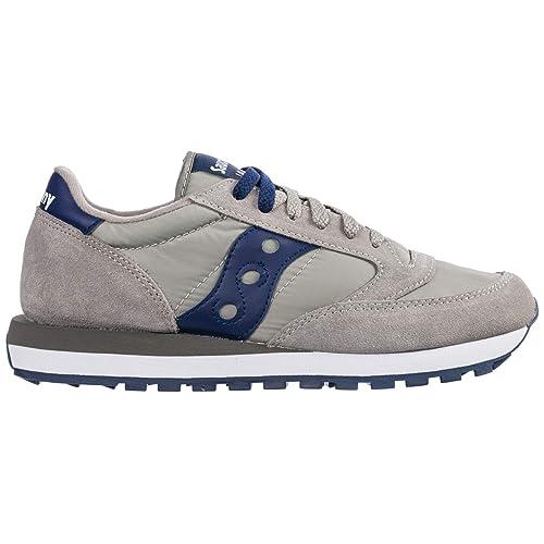 Saucony scarpe sneakers uomo camoscio nuove jazz grigio EU 42 2044 307 1d3485ab0b1
