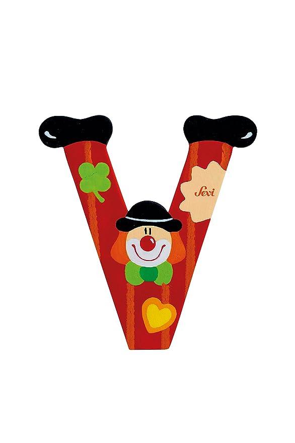 Trudi 81758 Buchstabe Clown V