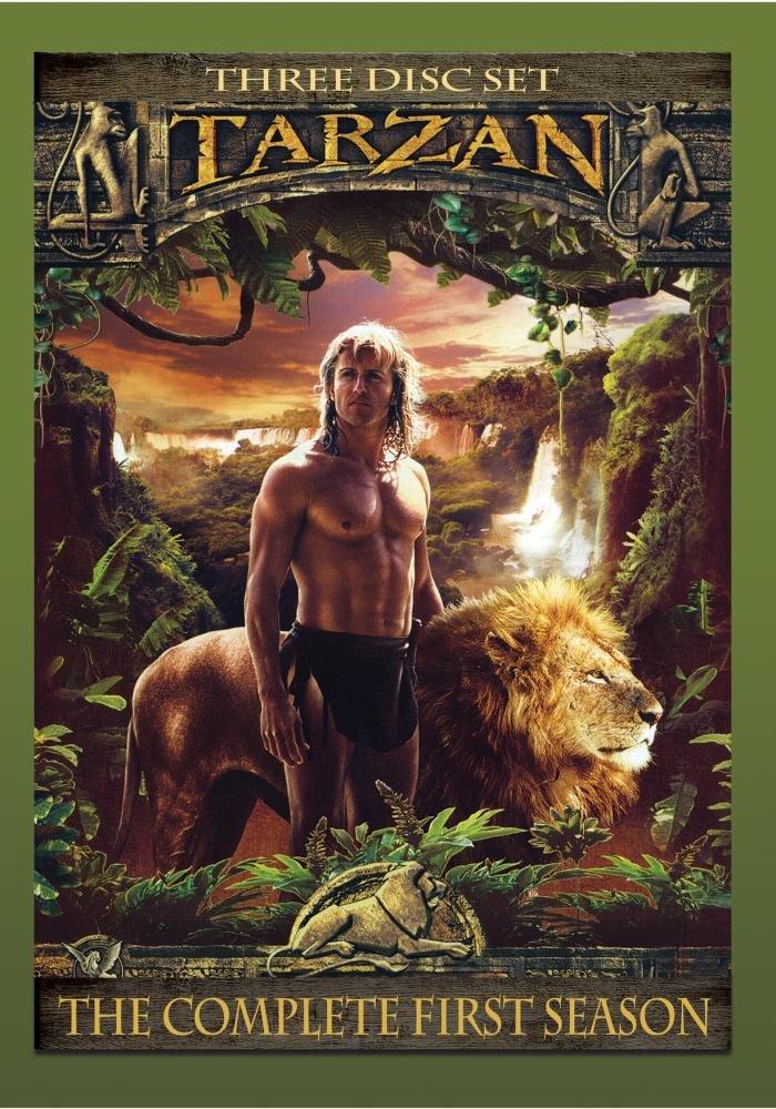 Tarzan: Complete First Season 3 Dvd Edizione: Stati Uniti ...