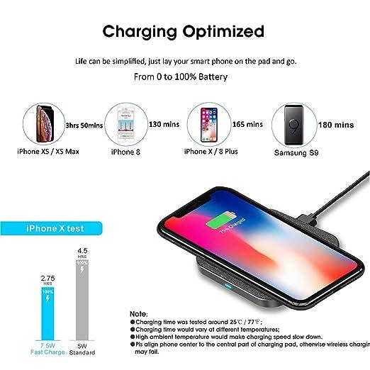 Nillkin Power Chic Tragbare Qi Drahtlose Ladegerät Für Samsung Hinweis 9 8 S8 S9 Drahtlose Ladegerät Für Iphone X Xr Xs Max 8 Plus Xiaomi Neueste Technik Handy-zubehör