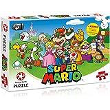 Winning Moves 29476 Puzzle Super Mario - Mario and Friends, 500 Pezzi