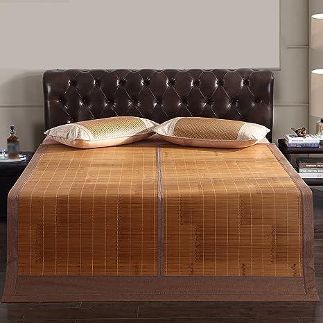 Colchoneta De Verano Para Dormir Colchoneta De Bambú Para Colchón De Enfriamiento De Doble Cara Colchón ...