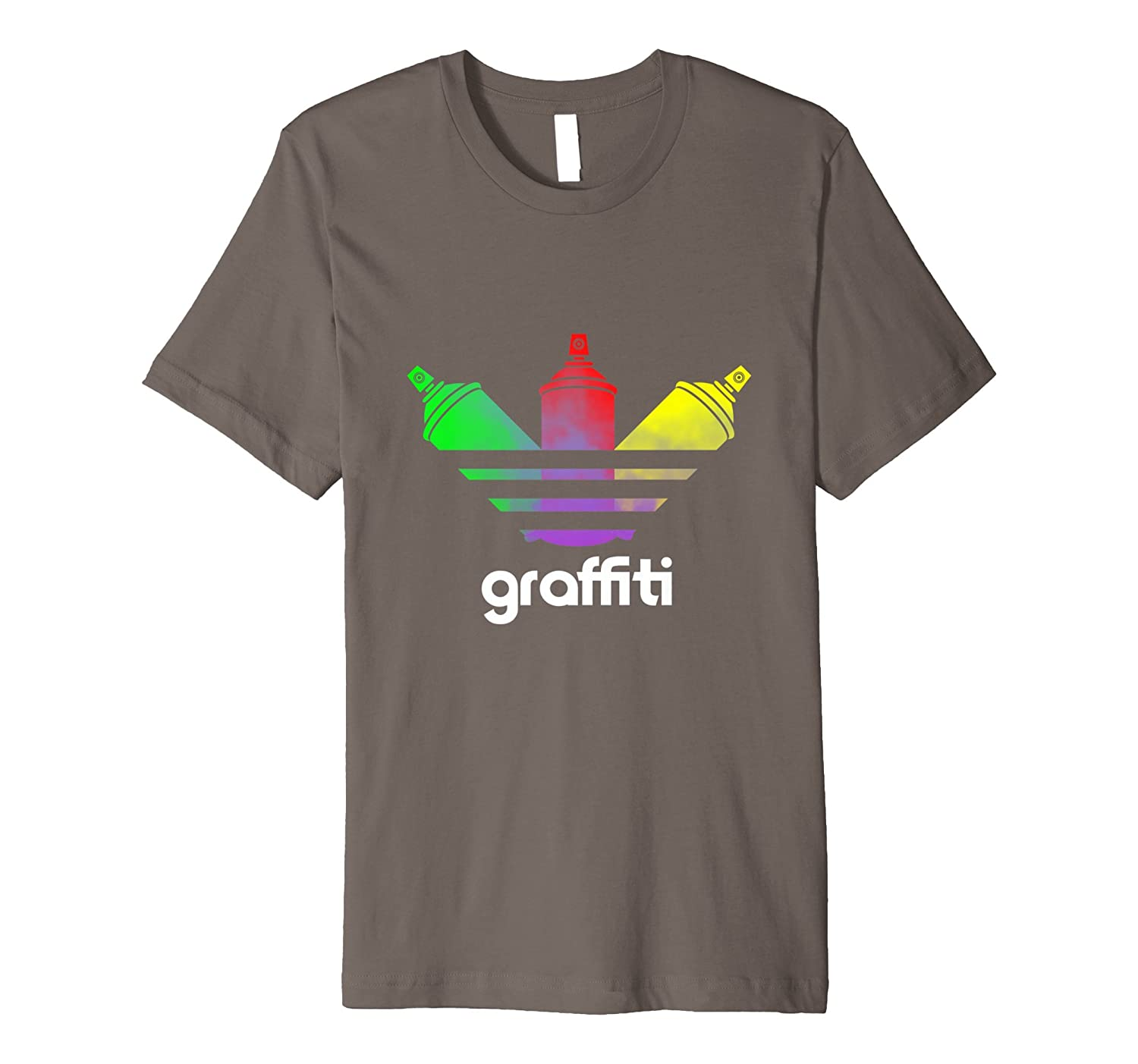 Graffiti Spray Can T Shirt Clothing