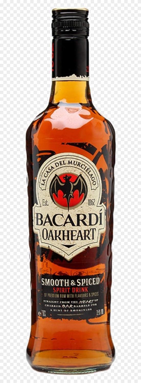 Bacardi Oakheart Ron - 700 ml: Amazon.es: Alimentación y bebidas