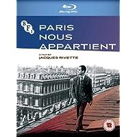 Paris nous appartient (Blu-ray)