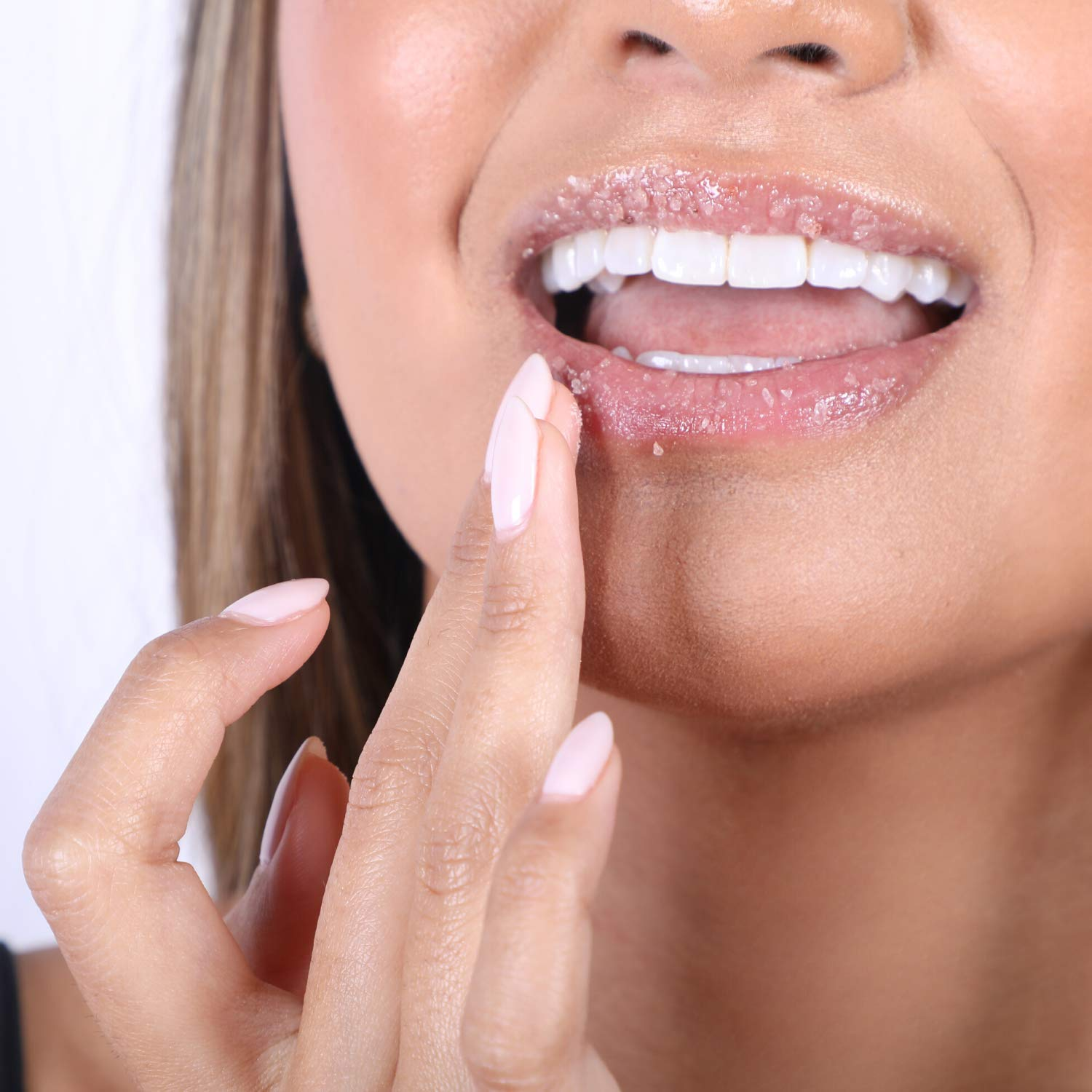 how to get plump an soft lips (exfoliation)