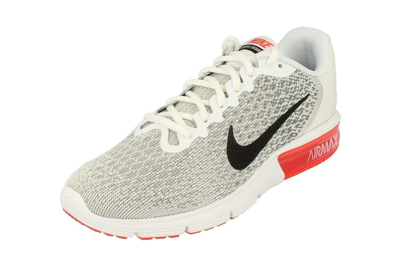 Nike Herren Air Max Sequent 2 Laufschuhe, Mehrfarbig, UK
