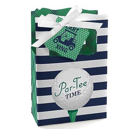Amazon.com: par-Tee tiempo – Golf – cajas de cumpleaños o ...
