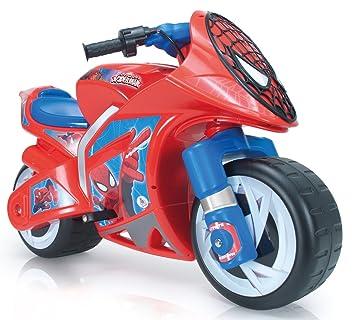 spiderman moto electrique 6 volts