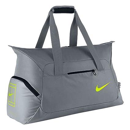 Amazon.com: Nike tenis Duffel Gris/cal Duffel bolsas: Sports ...