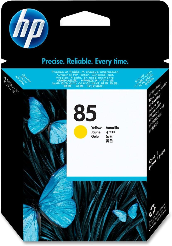 HP C9422A PrintHead (Yellow)