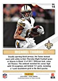 2018 Score Color Rush #14 Michael Thomas New