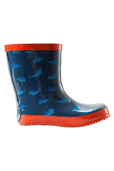Mountain Warehouse Bottes De pluie Enfant Chaussures Imperméables Steve  Backshall Shark: Amazon.fr: Chaussures et Sacs