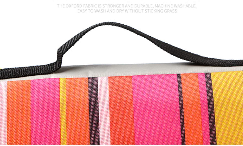 UNIQUE-F 145 X 200 200 200 cm Picknickdecke Picknick Teppich Matte Wasserdichte Unterstützung Mit Griff Outdoor Strand Camping Wandern Gras B07QKD56JC | Online Shop Europe  7e7a0a