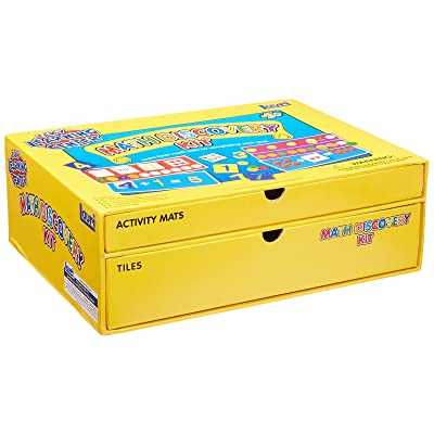 """Lauri LR2384 Math Discovery Kit, 4.2"""" Height, 9"""" Width, 12.2"""" Length: Industrial & Scientific"""