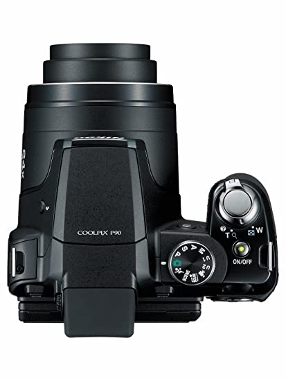 Nikon Coolpix P90 - Cámara Digital Compacta 12.1 MP (3 pulgadas LCD, 24x Zoom Óptico): Amazon.es: Electrónica