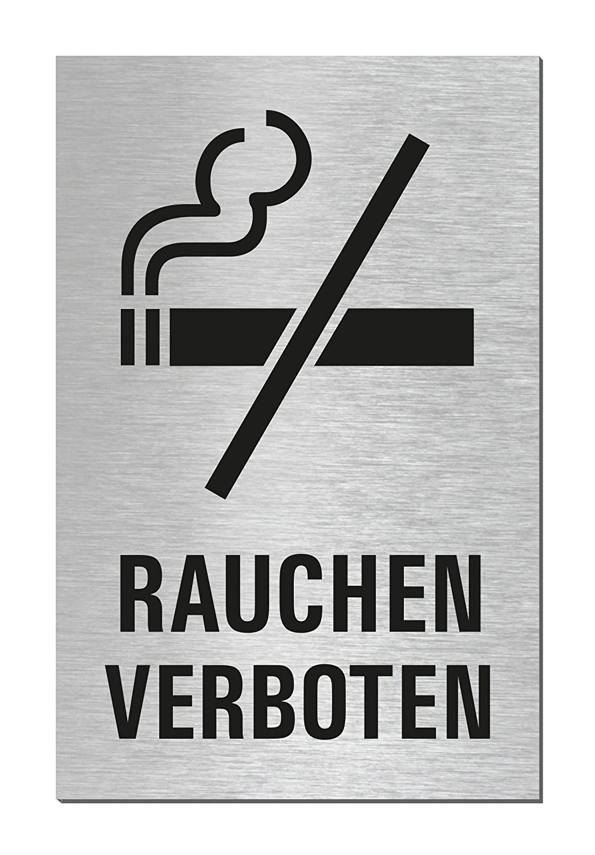 Puerta Cartel | Cartel | Prohibido Fumar | Aluminio Acero ...