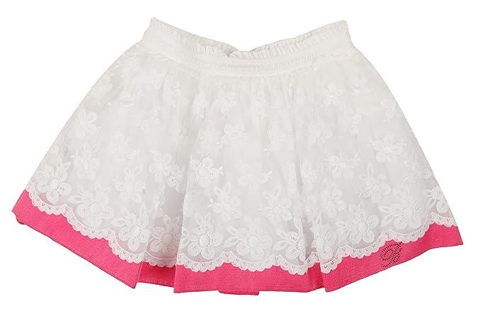 Blumarine Miss Blumarine Baby Girls Tulle skirt White 347GN60 10185 B01IEP92HO