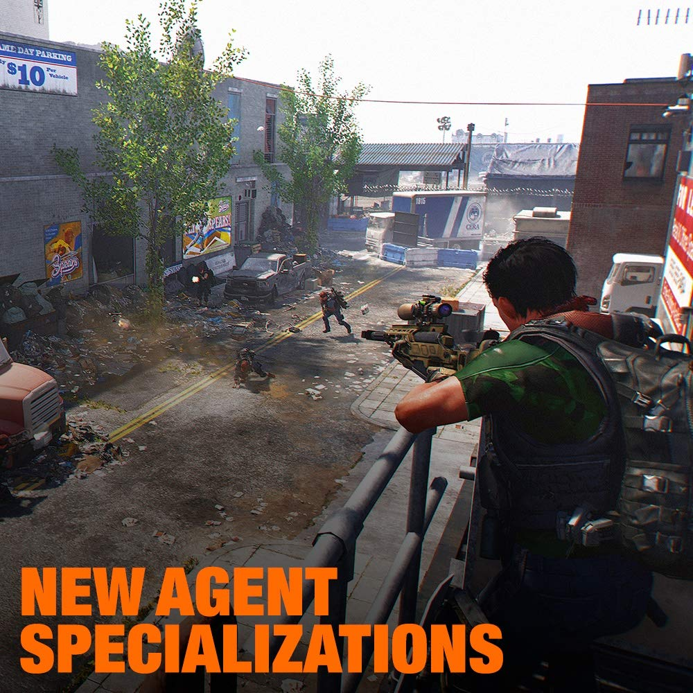 Tom Clancy's The Division 2 Gold Edition - XB1 [Digital Code] by Ubisoft (Image #4)