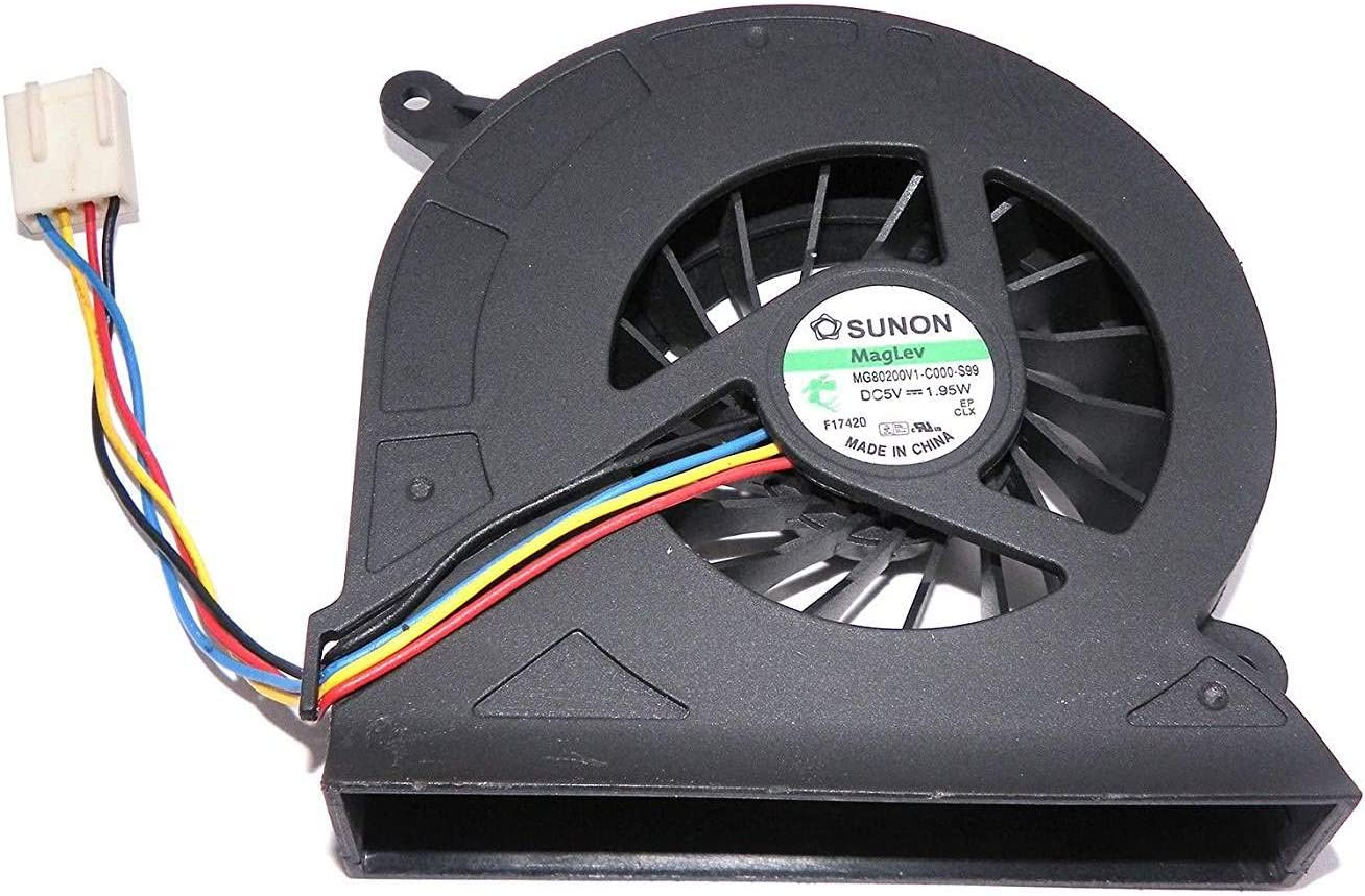CPU Cooling Fan For Dell Inspiron All In One 2305 2310 2205 0636V