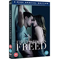 Fifty Shades Freed (Imported 2 Disk Edition + Digital Download)