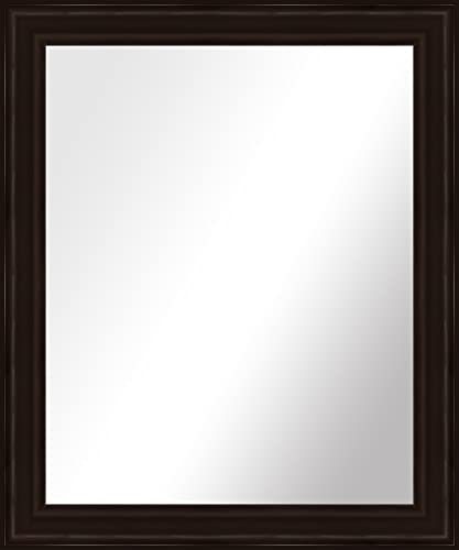 PTM Images 5-0615 Romita Espresso Mirror Wall Art, 21.25 by 25.25-Inch