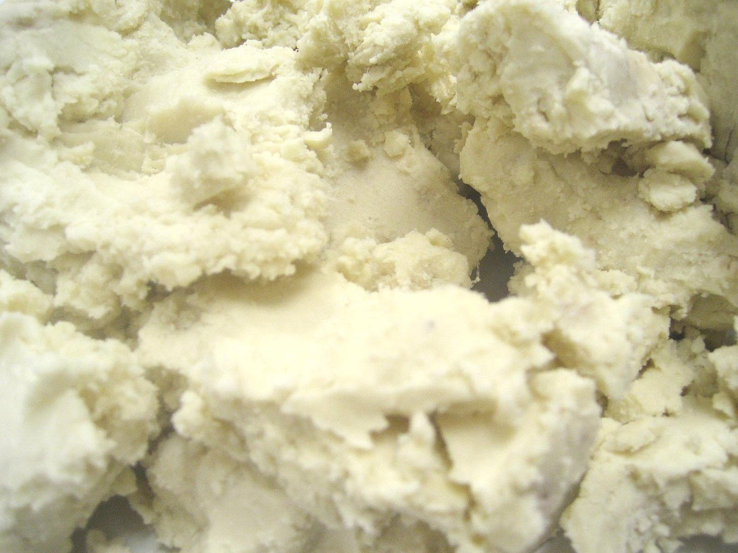 Miibox 100% Raw Unrefined Organic Shea Butter-African Grade A Ivory 1 Pound (16oz) Skin Beauty Solutions BU00M01581