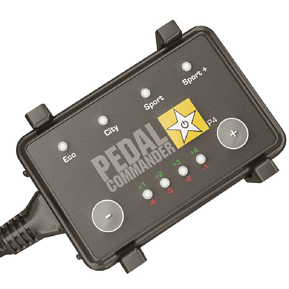 Pedal Commander throttle response controller PC36 for Mercedes - get increased performance or save fuel up to 20% - Available for C-Class, ML-Class, E-Class, S-Class, SL-Class, etc. by Pedal Commander