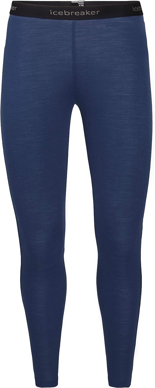 Icebreaker Merino Womens 175 Everyday Cold Weather Leggings - Wool Base Layer Thermal Pants